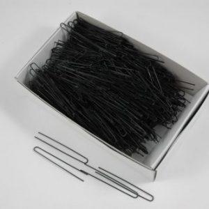 Steekspelden recht dun (doos 1000 stuks)