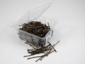 Steekspelden zwart (doos a 500 gram)