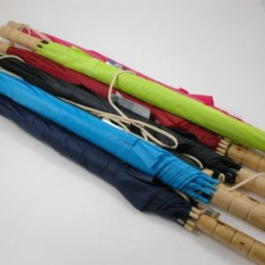 Paraplu met draagband