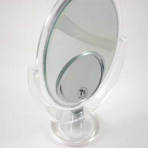 Spiegel 5x en 7x vergrotend